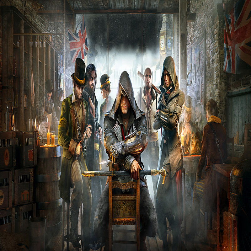 Critique de Assassin's Creed Syndicate