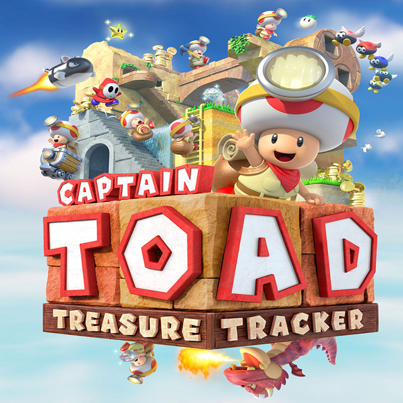 Critique de Captain Toad : Treasure Tracker
