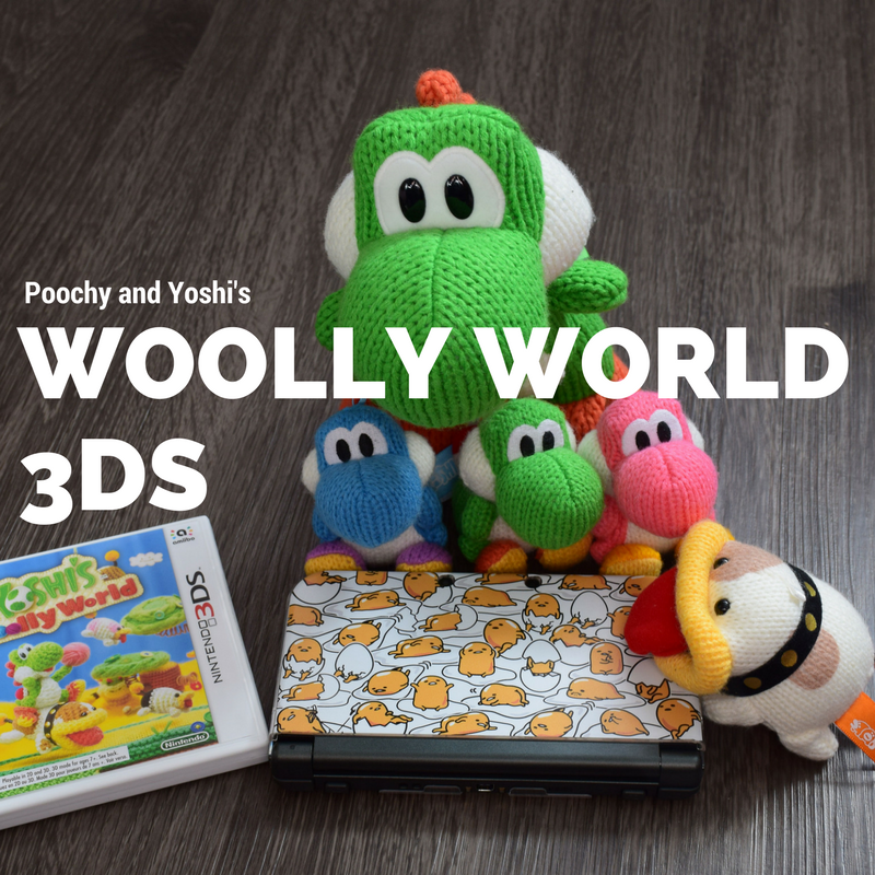 Poochy et Yoshi's Wolly World : Ce que j'en pense !