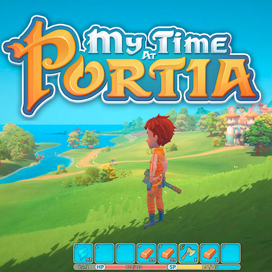 My Time At Portia – Mes impressions!