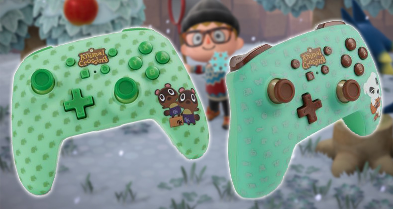 Controller-AnimalCrossing